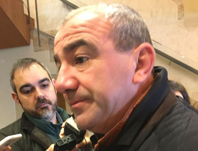Darío Campos, presidente da Deputación de Lugo