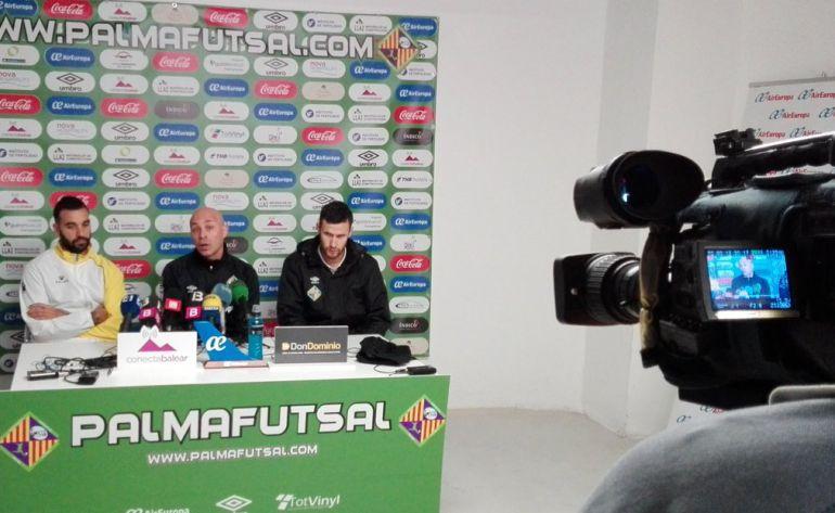El Palma Futsal, al reencuentro con la victoria