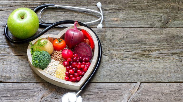 """Comer sano evita enfermedades"""
