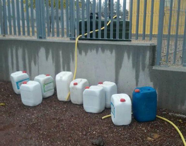 Roban el combustible de la calefacción del Colegio de 'El Consejero'