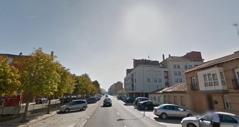 El inmueble está ubicado en la Avenida de Asturias