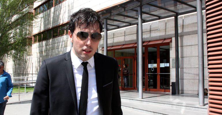 El jutge del cas INNOVA, Diego Álvarez de Juan.
