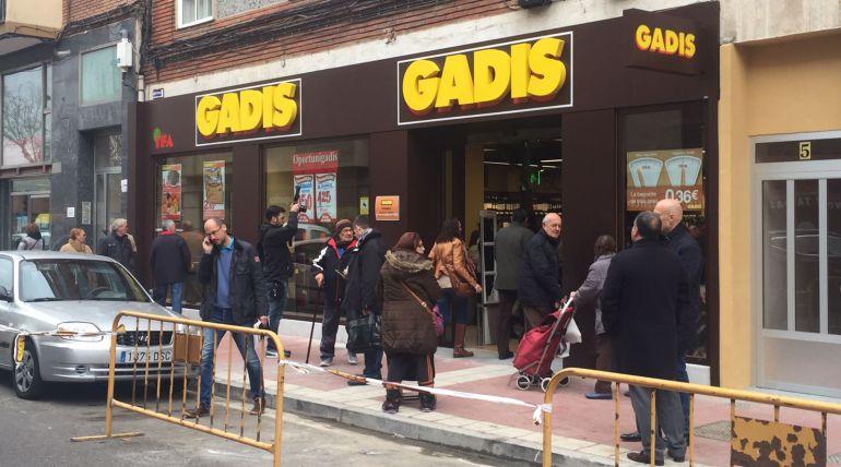 Gadis abre una nueva tienda en Valladolid