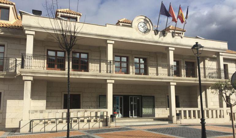 Edificio administrativo de Cerceda