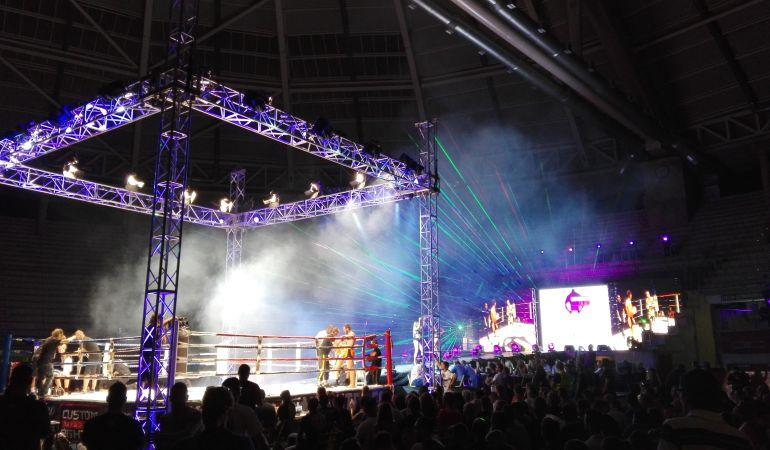 El pasado 4 de noviembre La Cubierta inauguró su programación de boxeo mensual
