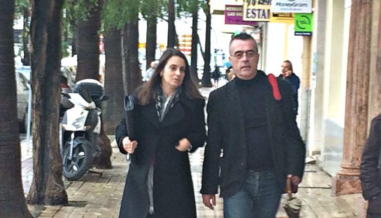 Barrientos declara diez horas ante el juez del caso Astapa: Barrientos declara diez horas ante el juez del caso Astapa