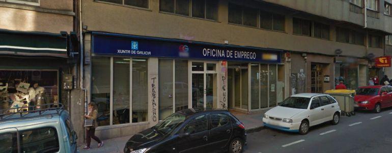 Oficina de empleo de la avenida de Finisterre