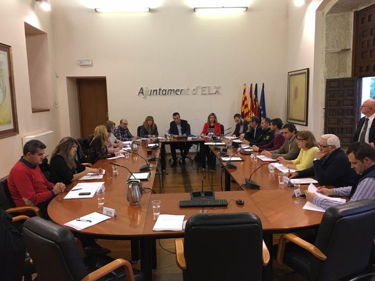 Reunión de la Mesa de la Economía Sumergida
