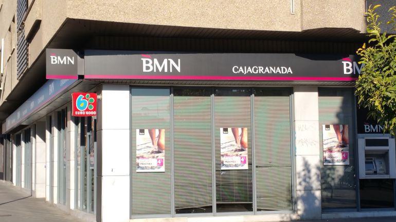 Sucursal de BMN en Granada