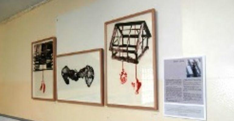 L'exposició In Out es podrà veure fins el 10 de gener.