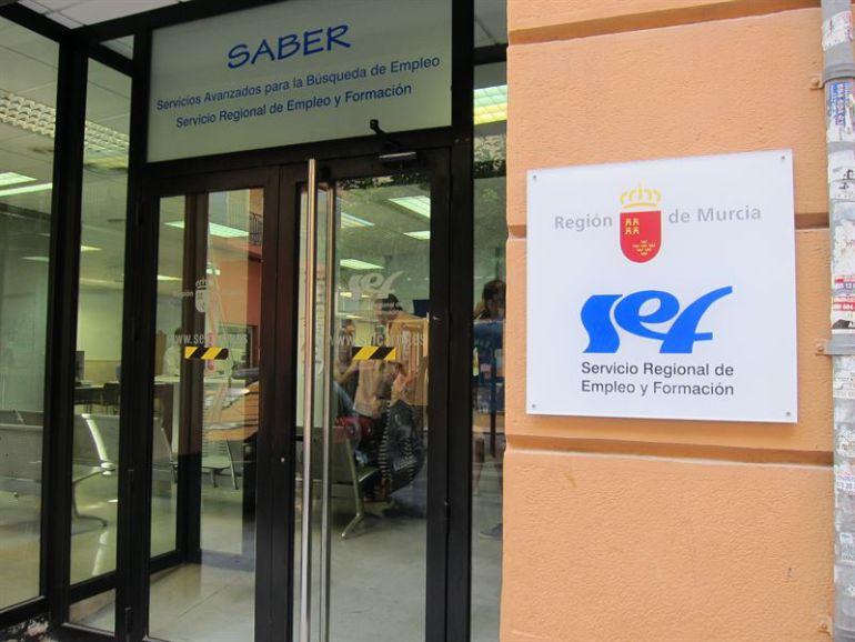 El paro subió en 152 personas en noviembre en la Región de Murcia