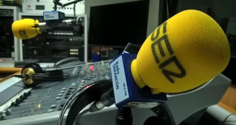 Estudios de Radio Tarancón en la calle Pablo Picasso