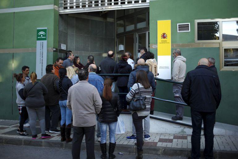 Málaga, segunda provincia de España con la mayor subida del paro en noviembre