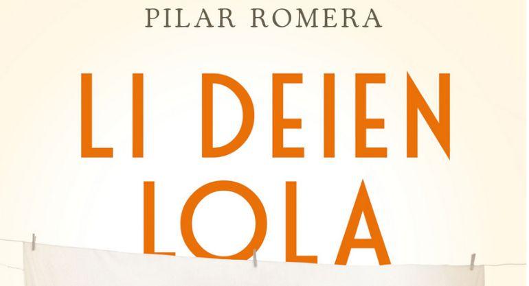 Portada del Llibre de Pilar Romera