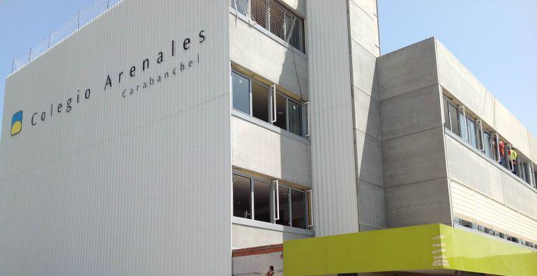 El Colegio Arenales de Carabanchel