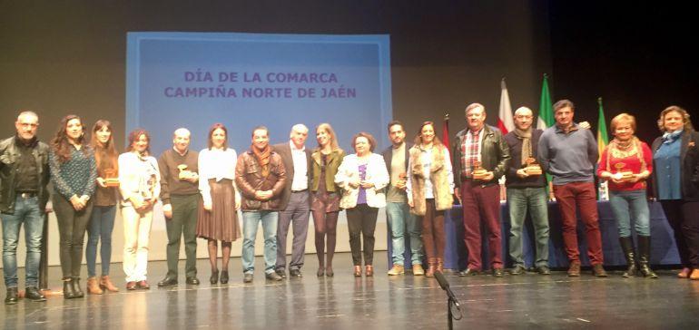 Día de la comarca Campiña Norte de Jaén