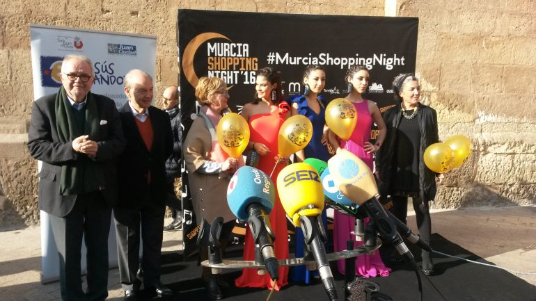 La Shopping Night llega a Murcia este viernes