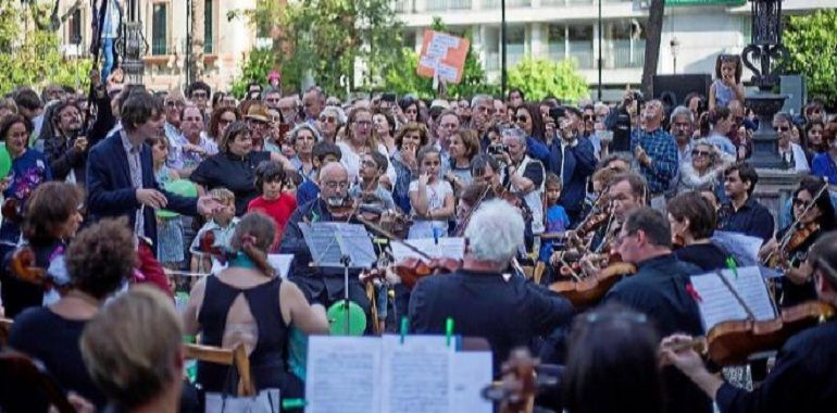 La ROSS en situación de quiebra técnica: La Orquesta Sinfónica de Sevilla, en quiebra técnica