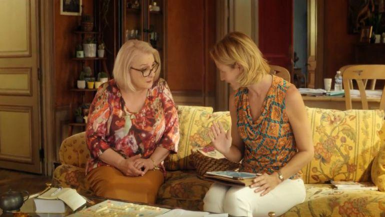 "Fotograma de la comedia francesa ""Vuelta a casa de mi madre"" que se estrena en la salas españolas el 30 de diciembre de 2016"