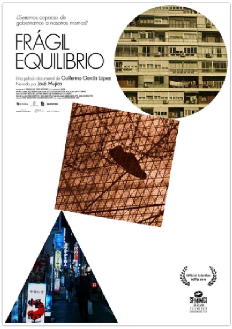 Frágil Equilibrio obtuvo dos nominaciones en los Goya 2017