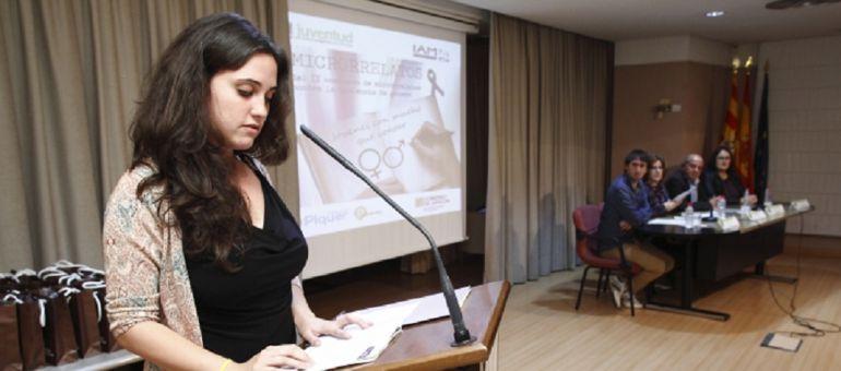 Alba María Embid, de 26 años, ha ganado el primer premio