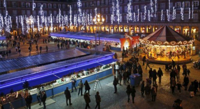 Los artesanos de castilla la mancha invaden espa a durante navidad ser toledo cadena ser - Artesanos de madrid ...