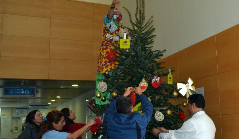 Todas las ilusiones puestas en el rbol de navidad ser for Viveros madrid norte