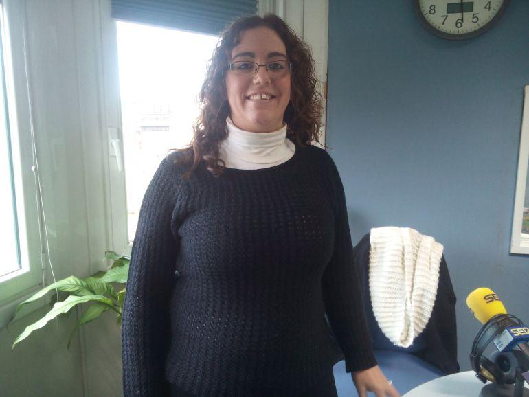 Mónica Martínez, delegada de cooperación.