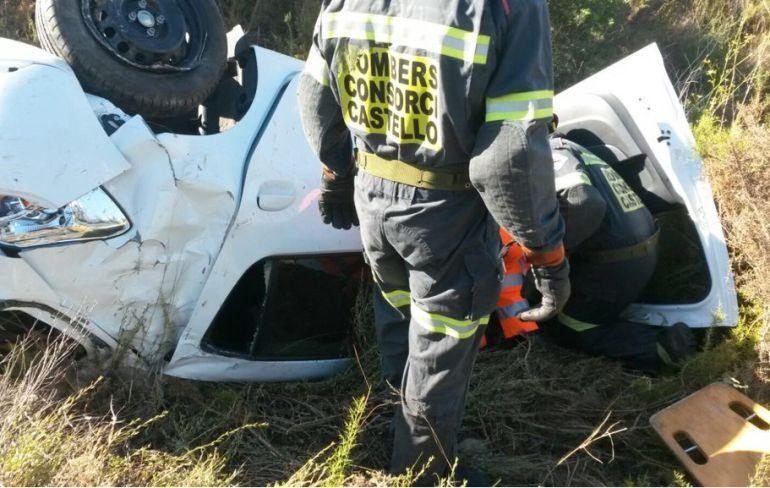 Accidente torreblanca contin an en estado grave dos de - El tiempo en torreblanca castellon ...