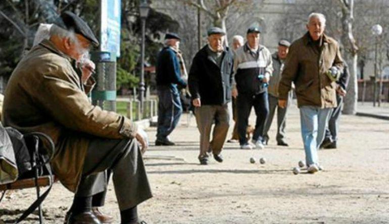 Suben las pensiones un 2'2% pero siguen entre las más bajas del Estado