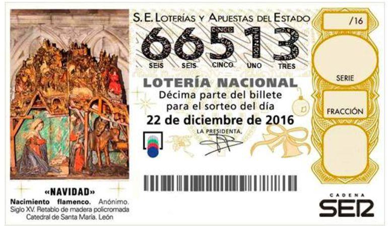 Lotería Navidad: 14 millones de euros del Gordo llegan a Palomares del Campo