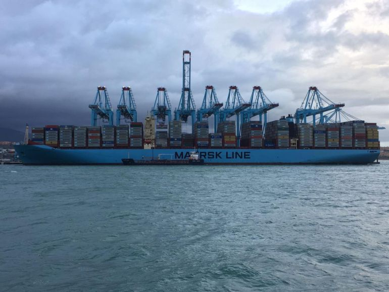 Portacontenedores Mary Maersk