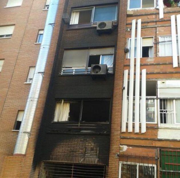Los vecinos de Suerte Saavedra, a la espera para volver a sus casas