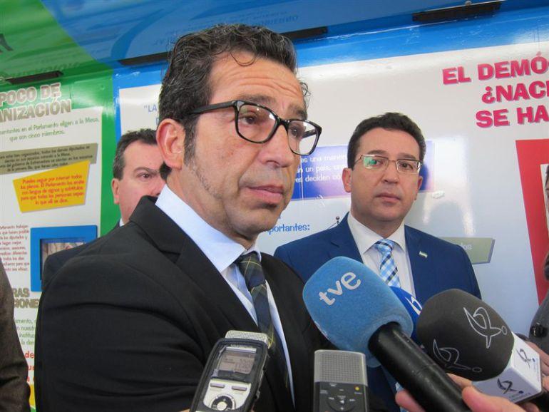 Julián Pocostales, gerente de TUBASA.