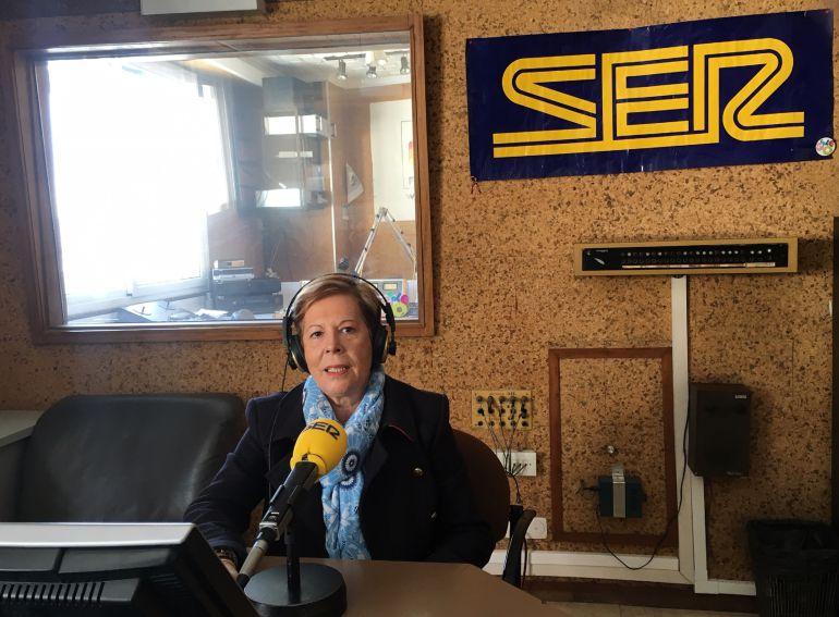 Loli Alvariño, subdirectora de Radio Lugo