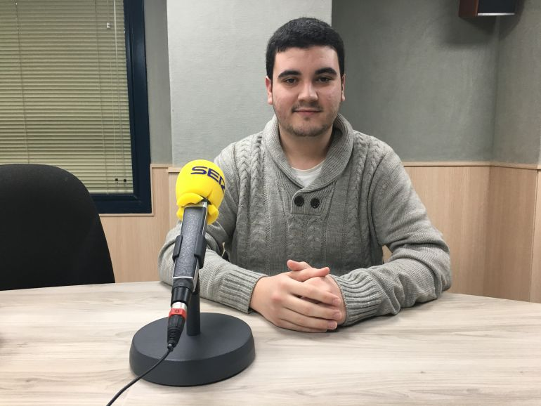 Mario Navarro en Radio Elda Cadena SER