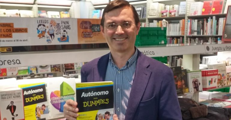 "Roberto González Fontenla autor de ""Autónomo para Dummies"""