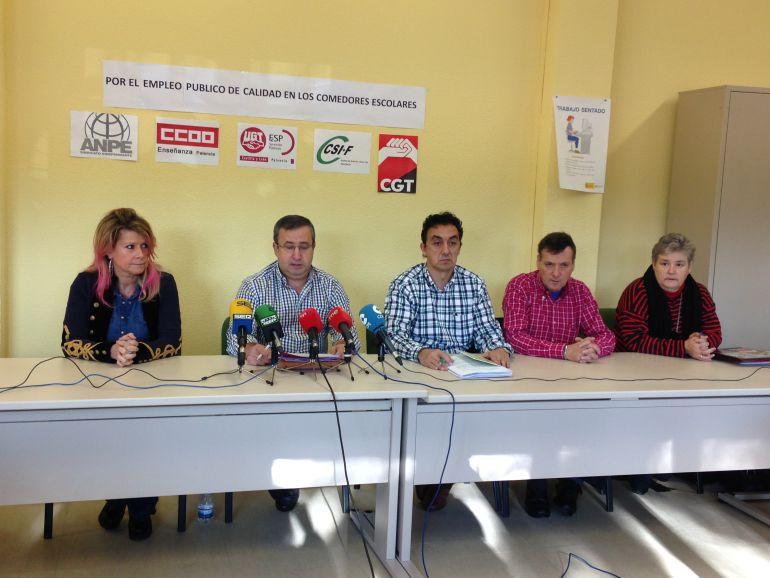 Educaci n pide a la junta que cese las privatizaciones de - Comedores escolares castilla y leon ...