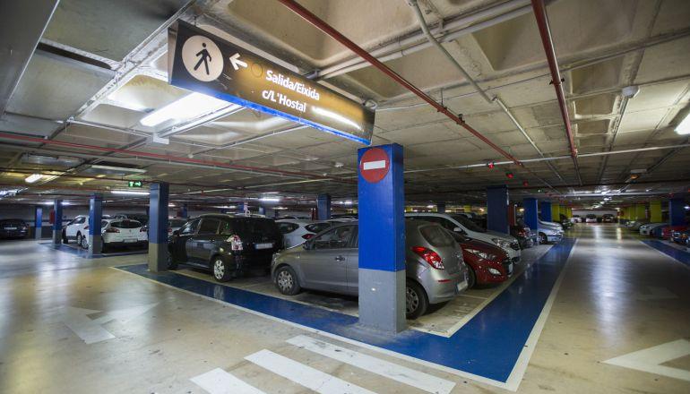 Apacamientos aumentan los usuarios del aparcamiento del for Plaza de aparcamiento