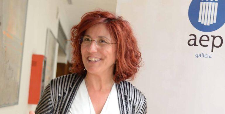 Mar Castro, autora de un libro sobre Redes Sociales