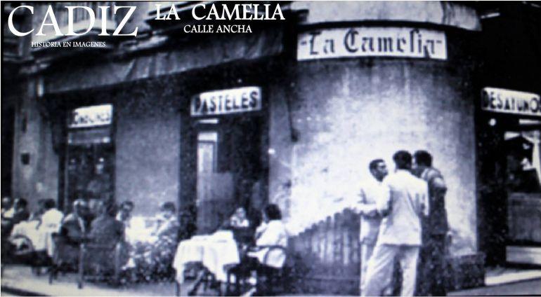 La Camelia gran sello de calidad gaditana