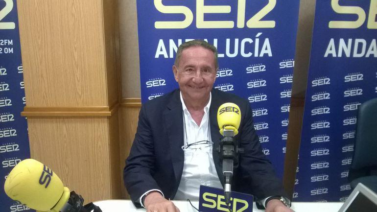 Elogio de la primavera a cargo de José Luis Manzanares: José Luis Manzanares celebra la primavera en Radio Sevilla