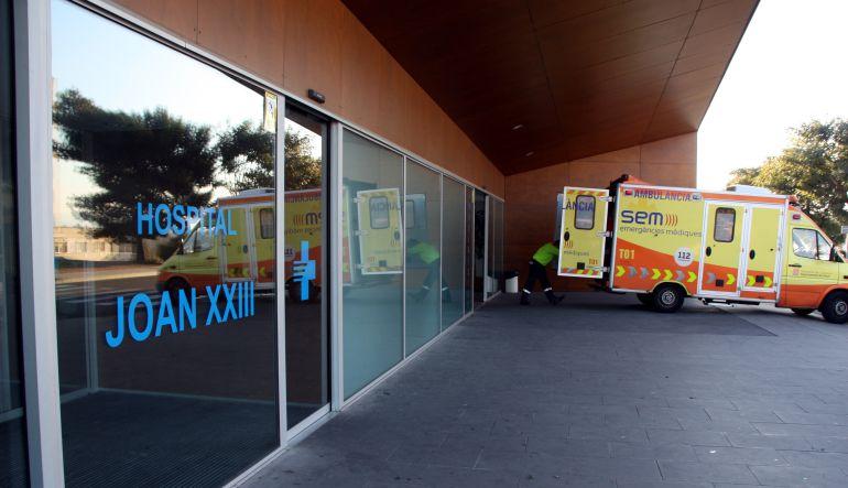 El Joan XXIII de Tarragona, un dels hospitals on s'ha incomplert el protocol per atendre immigrants i refugiats