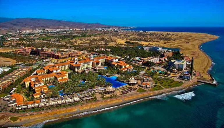 Gran canaria pide abrir hoteles de cuatro estrellas ser for Hoteles 4 estrellas gran canaria