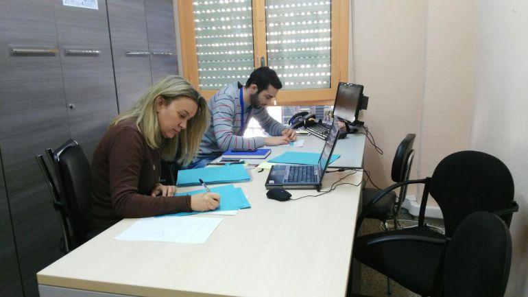 La oficina de la vivienda resuelve 12 casos de desahucio for Oficina de empleo elche