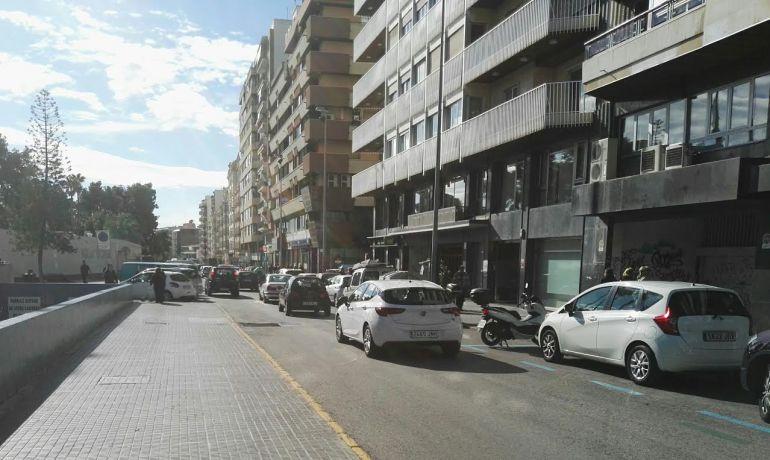 M s coches de pr cticas en las calles ya que los ex menes for Oficina trafico alicante