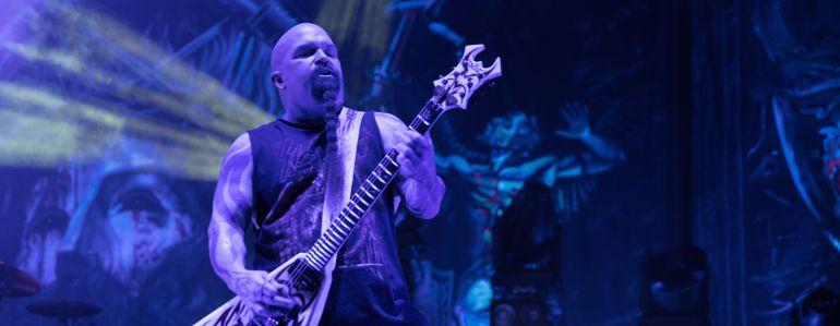 Actuación de Slayer
