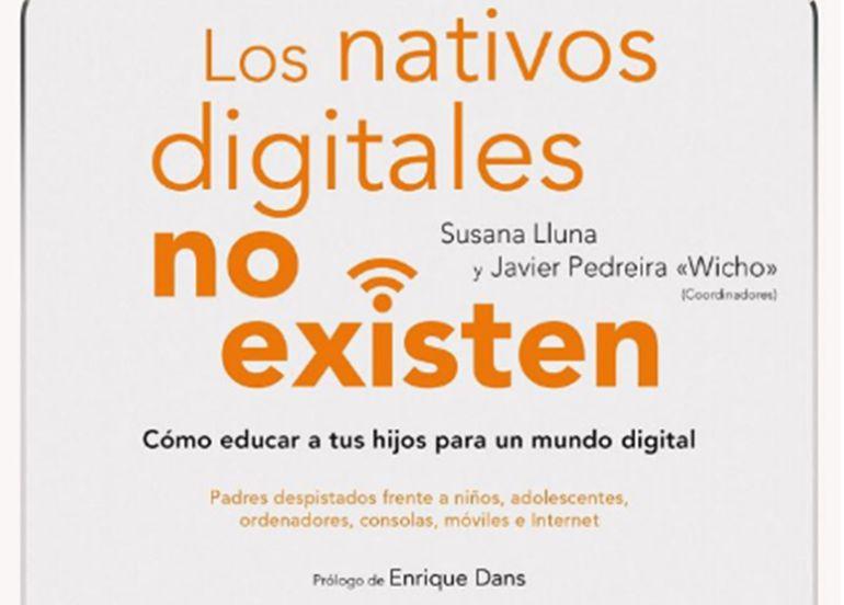 """Portada del libro """"Los nativos digitales no existen"""""""