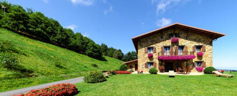 Uno de los mejores alojamientos del mundo est en bermeo radio bilbao cadena ser - Lurdeia casa rural bermeo ...