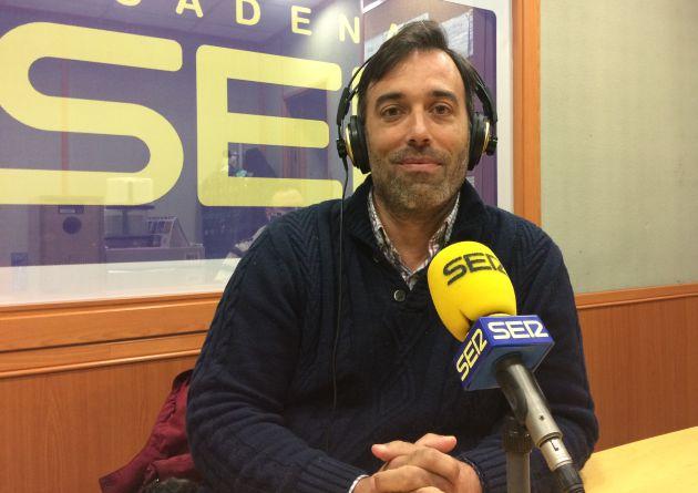 Antonio Monterroso, arqueólogo de la UCO y director del proyecto Ager Mellariensis, del Mineco